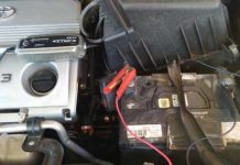 Charging a Car Battery While Still Connected to your Vehicle toyota