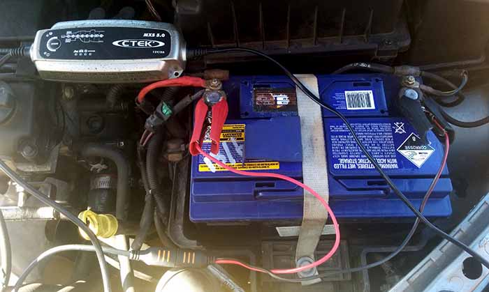 How To Desulfate A Car Battery With Charger Ford Focus Ctek