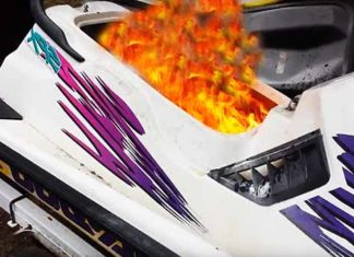 common jet ski problems and their fixes rpx on fire