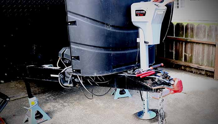 how to install electric trailer tongue jack 5000 lbs not sealed  wiring electric trailer jack #8