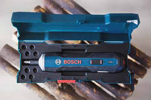 Bosch Go Small Electric Screwdriver for Electricians and PC Builders