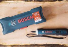 bosch cordless screwdriver for electricians