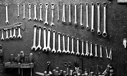 Essential tools for Homeowners spanners