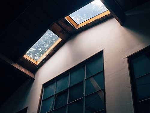 renovation ideas for old homes skylights