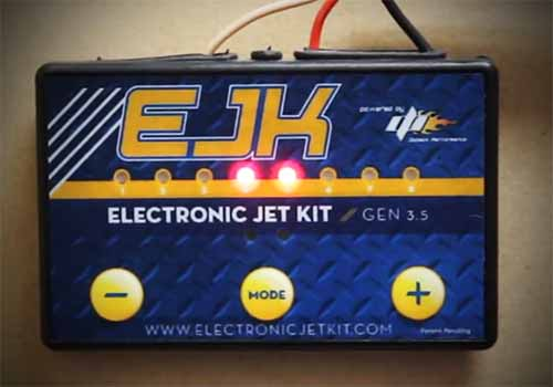 EJK MT07 FZ07 fuel electronic jet kit