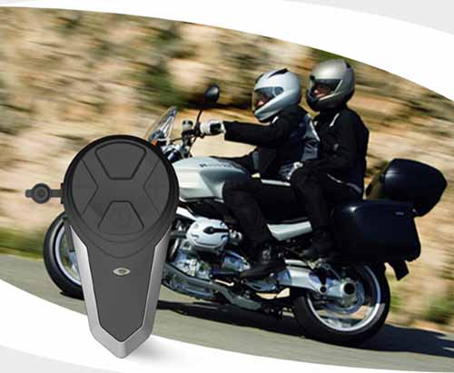 Helmet Bluetooth headphones for motorcycle