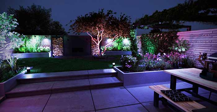 Philips Hue Outdoor Lights Will Transform Your Backyard Into An Oasis Not Sealed