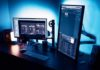 How to fix monitor ghosting and artefacts