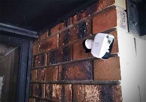 eufy Wireless Security Cameras for Rental Property