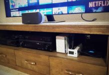 Entertainment Unit Samsung Q80t