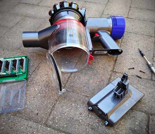 Dyson V8 pulsing troubleshooting tips