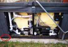 How to fix leaking jacuzzi jets, pumps, fittings