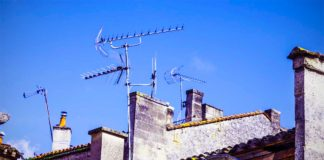 How to fix TV antenna connectors and bad reception