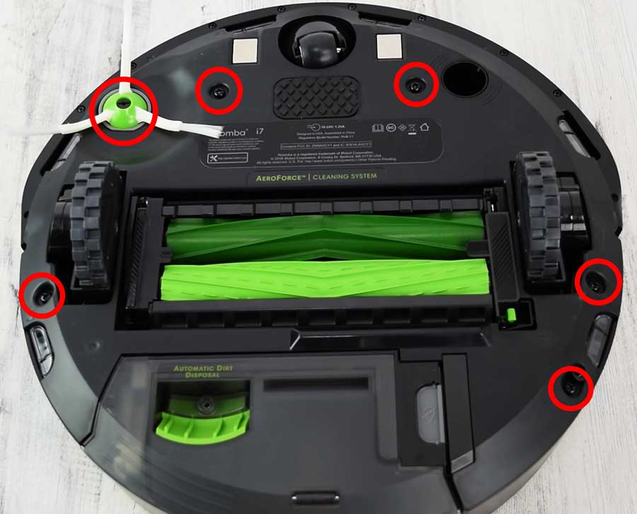 How to Replace the Battery on a Roomba i7